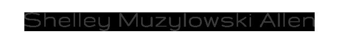 Shelley Muzylowski Allen | Artist Logo